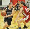 Penetanguishene Secondary School senior girls dominate on the court