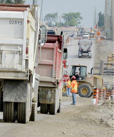 Construction season upon us