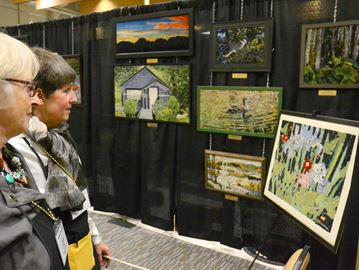 HUNTSVILLE SHINES AT HOOKED RUG CONFERENCE
