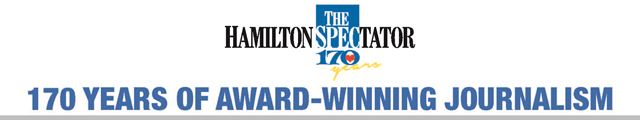 Hamilton Spectator 170 image