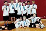 Bronze medal boys
