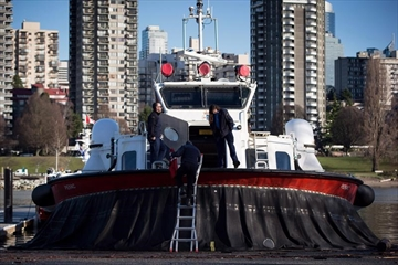 Vancouver coast guard base has reopened-Image1
