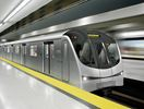 Subway train rendering