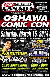 Oshawa Comic Con