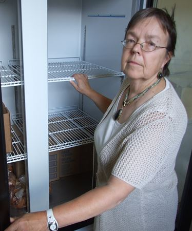 Orillia food bank issues plea for help