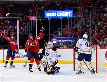 Johansson scores twice as Capitals beat Sabres 3-2 in OT-Image2