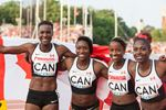 PAN AM GAMES IN PICTURES: Track and field drama at York U.