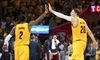 LeBron, Cavaliers earn NBA Finals spot by sweeping Hawks-Image1