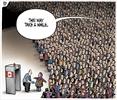 Refugees cartoon