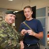 Niagara cadets earn awards at training camp