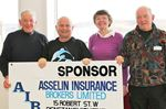 Penetanguishene Curling Club hosts Asselin Insurance Day Spiel