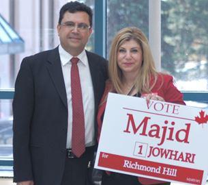 Jowhari chosen candidate