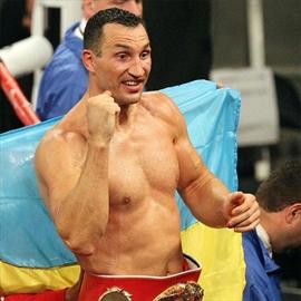Wladimir Klitschko having boxing break for family-Image1