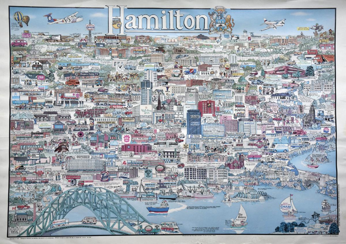 Hamilton map