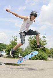Skateboard park on the move in Oakville