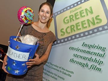 Oakville's Heather Govender amasses only 1.1 kg of waste in a year, after challenge