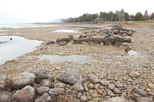 Worries Abound As Water Levels Dip To Historic Lows