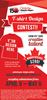 Celebrate Canada's 150th Birthday- Design a shirt!