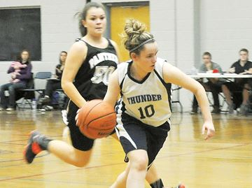 St. Theresa's Thunder advance to semifinals
