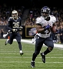 Forsett leads Ravens past Saints, 34-27-Image1