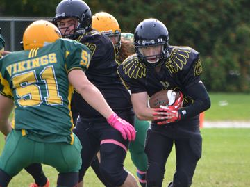 Collingwood Fighting Owls drop double header to Barrie North Vikings