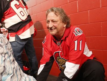 Melnyk recieves liver