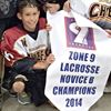 Novice Chiefs Zone 9 champs