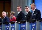 Tory candidates square off in French debate-Image1