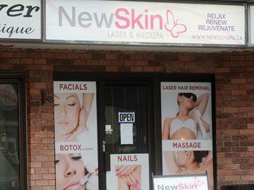 New Skin Laser and Medispa