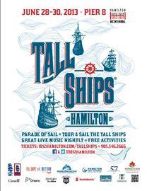 TALL SHIPS® Hamilton