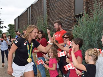 Story of Olympic champion wrestler Erica Wiebe of Stittsville will be part of exhibit at Canada Science and Technology Museum