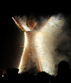 Burning Man festival draws peak crowd of 66,000-Image1