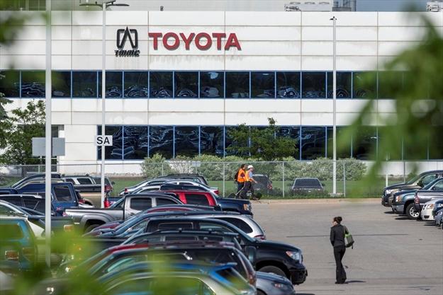 Toyota donates $2.1M to University of Waterloo engineering