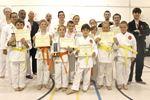 Meaford Karate Club members get new belts