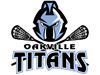 Oakville Titans even Sr. B lacrosse record with win over Owen Sound