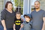 Habitat for Humanity offers hope and a home for Port McNicoll family