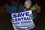 Central, Pearson supporters offering alternatives to closing their high schools