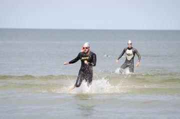 Photos from the Hospital Foundation triathlon in Wasaga Beach