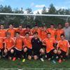 U16 boys celebrate impressive season