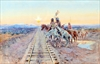 Charles Russell art fetches millions at auction-Image1