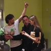 Louis Tomlinson's hotel party with mystery girl-Image1