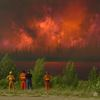 Kasabonika wildfire in 2003