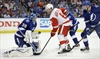 Mrazek shuts down Lightning again, Red Wings win Game 5-Image1