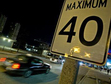 Speed limit
