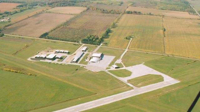 Collingwood Regional Airport