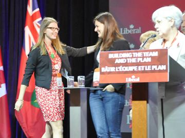 Meaford resident elected Treasurer of Liberal Party