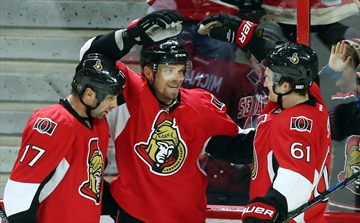 Sens fill net in 7-2 win over Coyotes-Image1