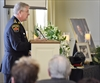 VIDEO: Funeral for former police chief Colin Millar