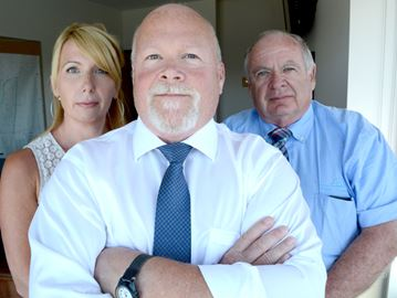 Three mayor's unite on Welland Hospital fight