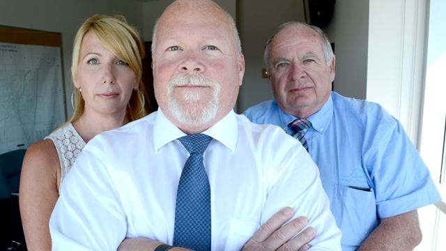 Three mayors unite on Welland Hospital fight